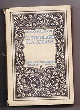 """DD632-LETTERATURA-OLINDO MALAGODI """"IL FOCOLARE E LA STRADA"""""""