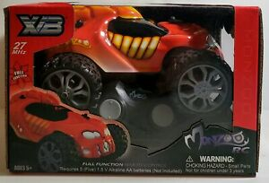 Monzoo RC Full Function Remote Control 27 MHz Car,Orange
