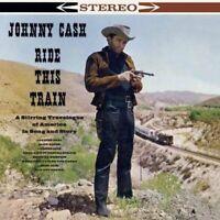 Cash- JohnnyRide This Train + 2 Bonus Tracks (New Vinyl)