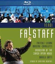 Verdi: Falstaff [Blu-ray], New DVDs