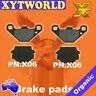 Front Brake Pads for Kawasaki KLF300 KLF 300 B1-B17 Bayou