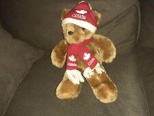 Canada Teddy Bear Plush