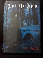 Moi dix Mois Invite to Immortality 2005 Europe DVD mana PROMO malice mizer goth