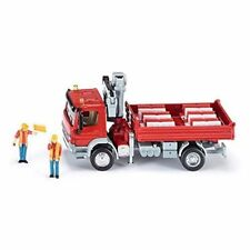 Grues miniatures rouge 1:50