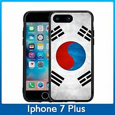 South Korea Grunge Flag For Iphone 7 Plus (5.5) Case Cover By Atomic Market