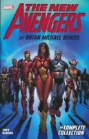 New Avengers by Brian Michael Bendis: the Complete Collection Vol. 1 (2017,...