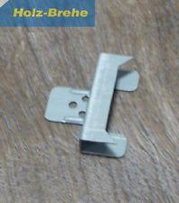 Klammern f. Profilholz Profilbretter 5 mm Nutwange Befestigung Art-Nr.5