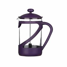 Kenya Cafetiere, Purple Plastic/Heat Resistant Glass Insert, 6 Cup/850ml
