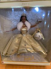 Rare 2000 Holiday Celebration Barbie AA Doll African American NRFB