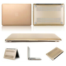 """Rubberized Laptop Hard Shell Case Cover for MacBook Air 11"""" 13"""" 15""""Pro 12""""Retina"""