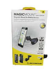 SCOSCHE MagicMount™ Dash/Window Magnetic Mount For Mobile Devices