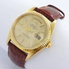 Rolex Day Date Herren Uhr 18kt Gold Ref 1803