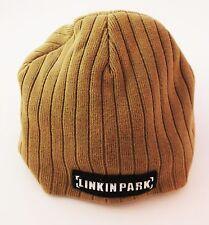 Link In Park Beige Toque Hat Cap Women Men One Size