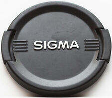 Genuine Sigma 58mm 58 mm Front Lens Cap Snap on with Silver Lettering