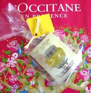 L'OCCITANE Immortelle Divine Cream Mask Total 1 OZ / 28 ml ~each 2ml/0.07oz x 14