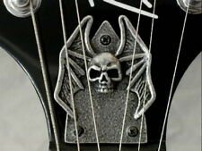SKULL METAL TRUSS ROD COVER for bc rich BEAST kkv kerry king warbeast GUITAR !!