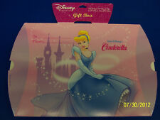 RARE Cinderella Dreamland Disney Princess Birthday Party Paper CD/DVD Gift Box