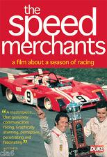 Speed Merchants 1972 Sports Car Racing DVD Ferrari 312PB Alfa Romeo T33TT/3 *NEW