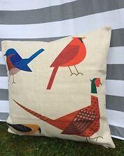 Bird Retro Cushion Cover, Pheasant, Country, 1960, 1970, mid-century, vintage