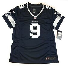 d9901e550b6 Nike NFL Dallas Cowboys Jersey Womens Large Tony Romo Limited Stitched