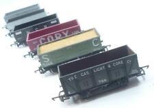 5 x HORNBY 00 gauge LONG WHEELBASE WAGONS,                                     p