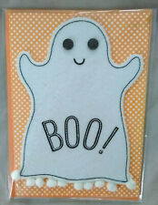 Papyrus Halloween greeting Card Ghost