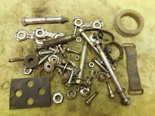 1977 Yamaha YZ125 Hardware parts lot nuts bolts washers etc. 77 YZ 125