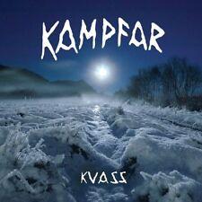 "KAMPFAR ""KVASS"" CD NEW+"