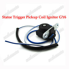 Stator Trigger Pickup Coil Ignitor GY6 50cc 125cc 150cc Engine Scooter Moped ATV