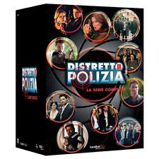 DISTRETTO DI POLIZIA - La Serie Completa - Stagioni 1-11 (69 DVD)