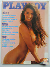 Playboy - D 5/1990, Tina Ruhland, Birgit Runge, Isabell Pages, Margaux Hemingway