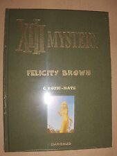 Luxe editie  XIII - Mysterie nr 9 Felicity Brown  2015