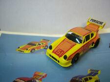 AFX G+ NOS Porsche 934 Turbo #51 UNUSED Model Motoring SUPER CLEAN AURORA ~WOW~~