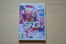 Wii - Let´s Sing 2017 - (Neuware)