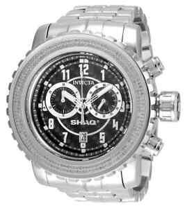 Invicta Shaq Ltd Ed 58mm Sea Hunter Diamond Carbon Fiber Swiss Mvmt Watch