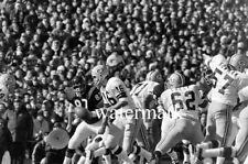 Scott Hunter Green Bay Packers 35mm Football Negative Slide Bill Lueck Bowman