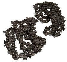 """Pack De 2 15"""" Tronçonneuse Chaine Pour Stihl 3/8 063 tronçonneuses"""