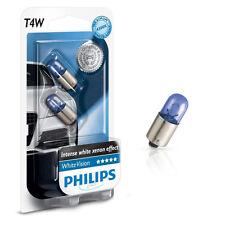 Philips T4W White Vision 4300K intense Xenon Effect 60% mehr Licht 2St 12929NBV