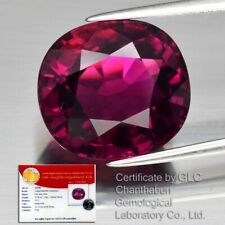 Big! 11.98ct VS Cushion Natural Purple Pink Rubellite Tourmaline *GLC Certified