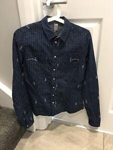 G Star Shirt Size S