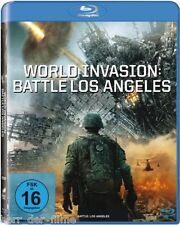 WORLD INVASION: BATTLE LOS ANGELES (Aaron Eckhart, Michelle Rodriguez) Blu-ray