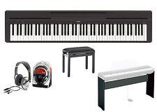 Yamaha P-45 Digital Piano Bundle VI With X Stand and Stool