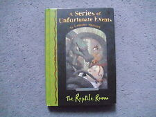 The Reptile Room by Lemony Snicket/ (Book 2)