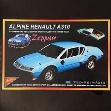 [Extremely Rare] 1/24 Zeppan Alpine Renault A310 Nichimoco