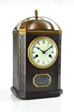 Superb Art Deco German Pfeilkreuz Spring Driven Mantel Clock approx.1930