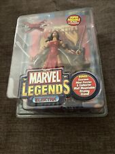 MARVEL LEGENDS ELEKTRA SERIES IV ACTION FIGURE TOY BIZ B125
