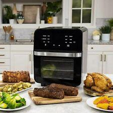 Nuwave Brio 14 qt Black Digital Air Fryer Model #38001