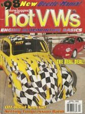 DUNE BUGGIES & HOT VW'S 1998 APR - OFFROADING, RACING BALL JOINT, BLUEPRINTING*