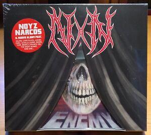 "Noyz Narcos cd ""Enemy"" Autografato"