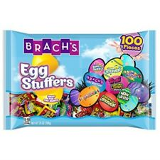 Brach's Stuffers Easter Candy Variety, 100 Pieces (Pack of 2) Individually Wrap
